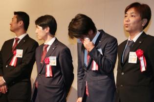 12月例会 卒業式典